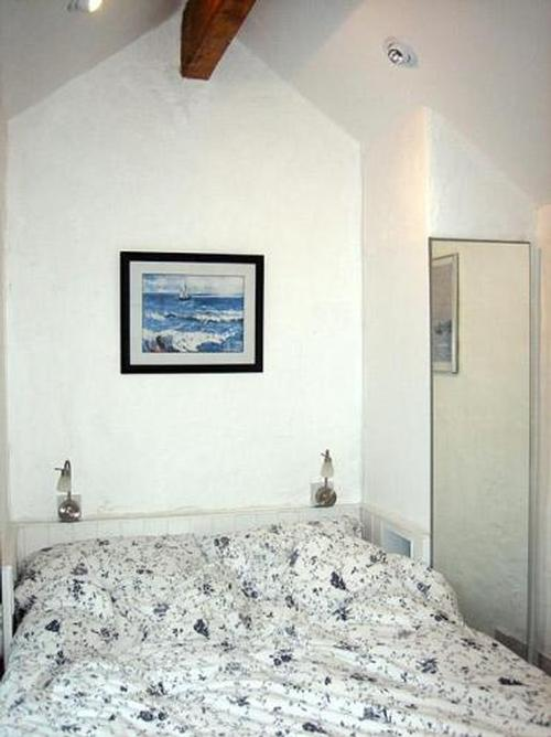 Double room at The Old Stables holiday cottage in