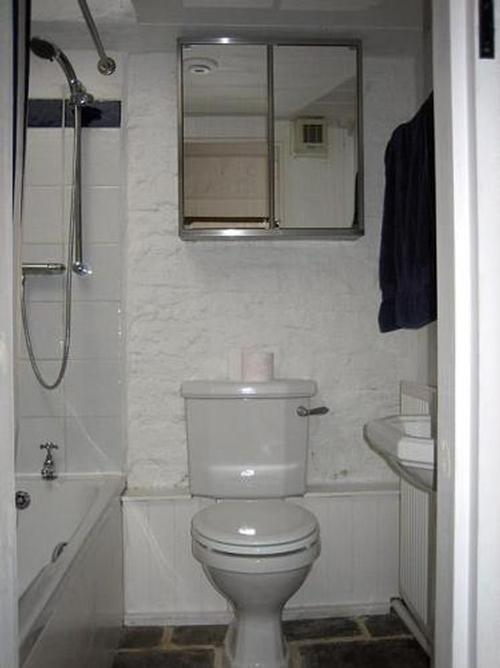 Bathroom at The Old Stable self catering cottage n