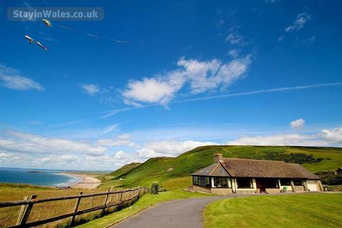 rhossili bay caemor holiday home