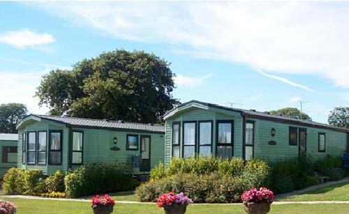 Pembrokeshire caravan park