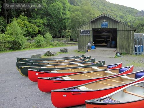 Llyn Padarn water sports