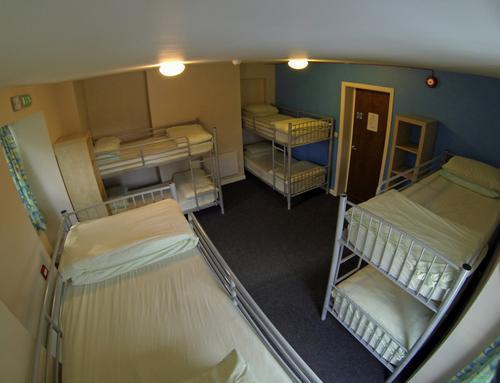 Bunk room sleeps 8