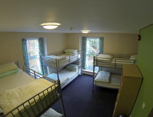 Dostel dorm room