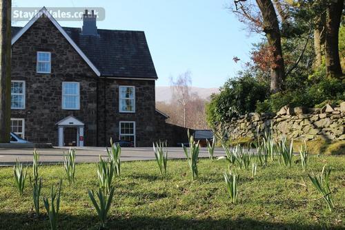 Bryn Du hostel at Llanberis