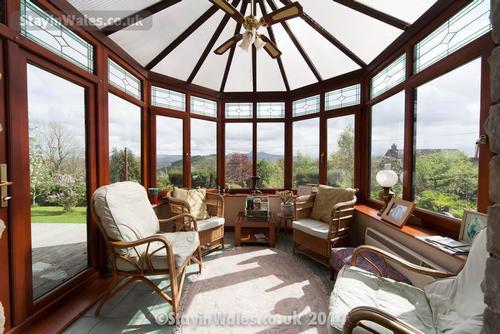 Conservatory sitting room