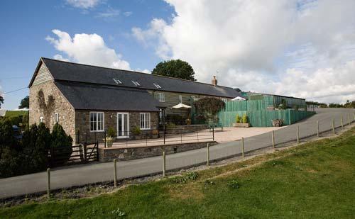 welshpool cottages