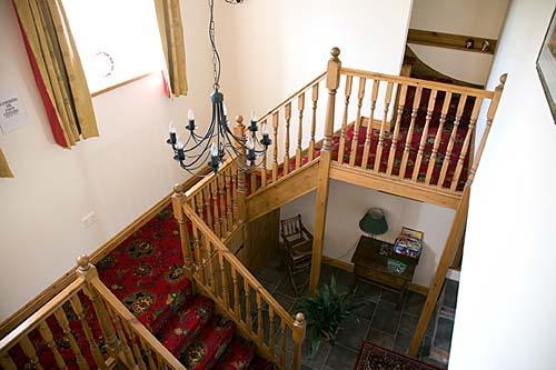 cottage staircase