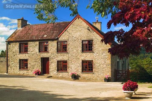 cwmgwyn farmhouse