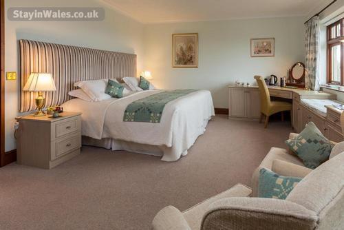 carn ingli bedroom