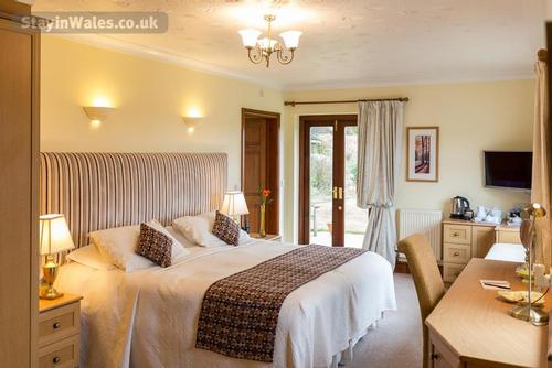 a view of the carn menyn bedroom