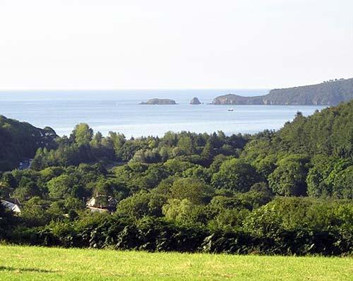 pembrokeshire coastal view
