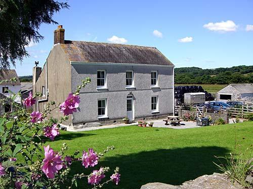 Bed and breakfast Carmarthenshire