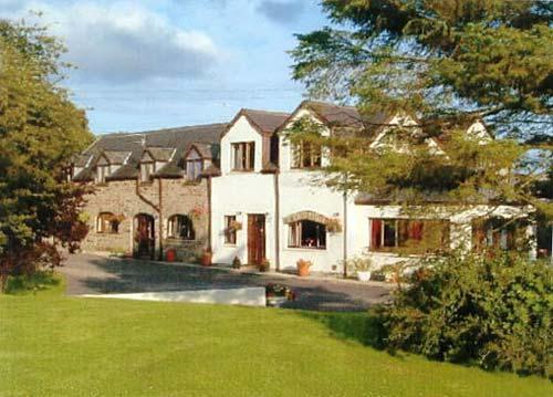 idyllic 4 star farm guest house