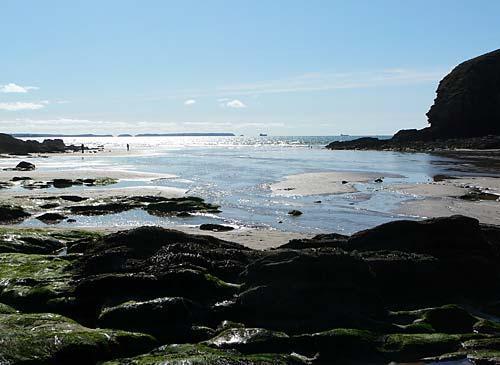 Nolton Haven beach