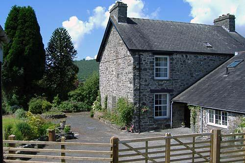 Self catering farmhouse