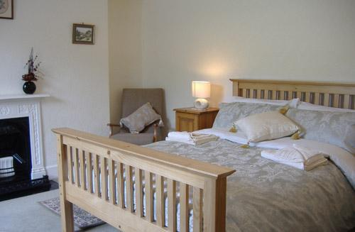 Self catering accommodation near Machynlleth, slee