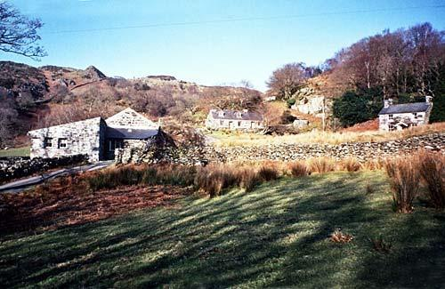 Nantmor cottages
