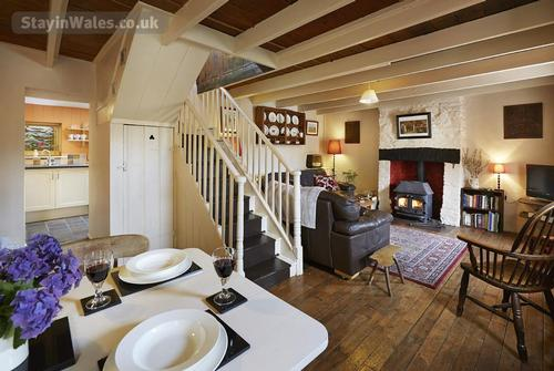 spacious yet cosy cottage