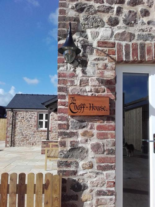 the chaff house