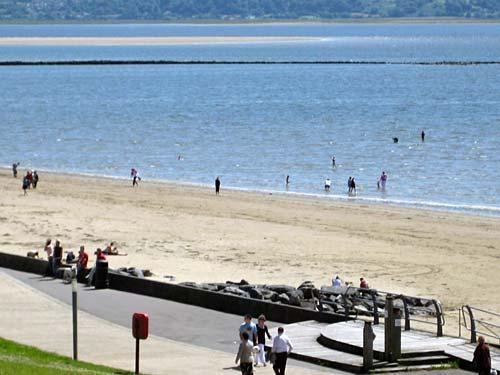 millennium quay beach