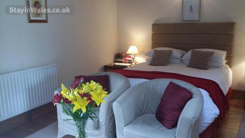 Lovely spacious room