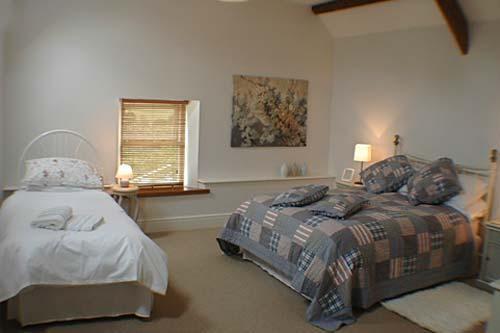 loft family bedroom