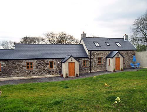 Blaenwaun cottages
