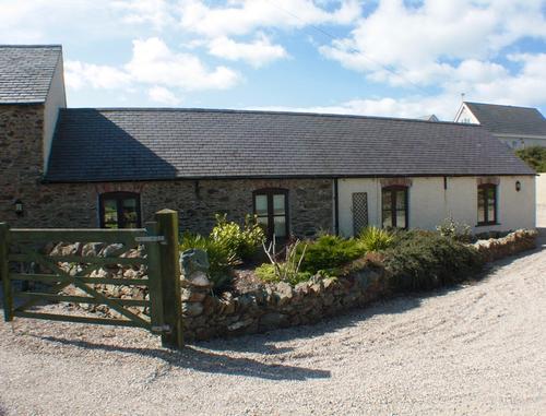 tan y bryn cottage, church bay