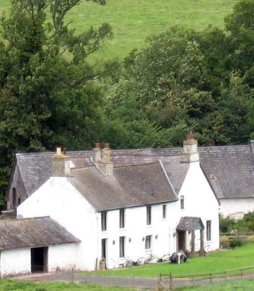brecon farm cottage