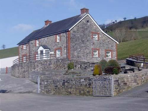 Brecon Beacons farmhouse