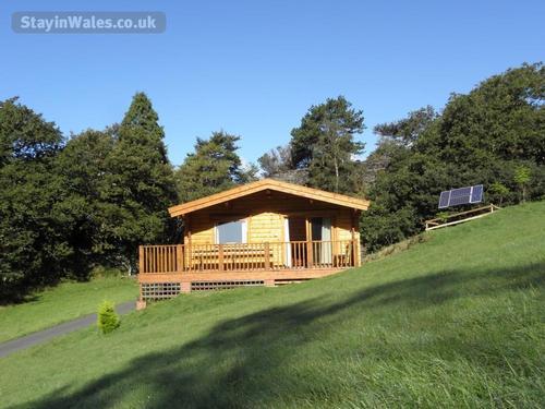 near Dolgellau & Barmouth snowdonia holiday lodge