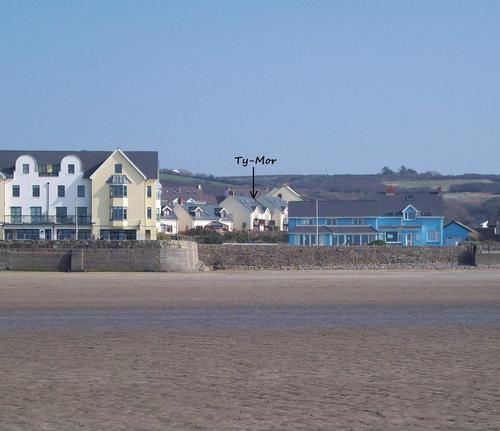 Holiday home near Broad Haven beach