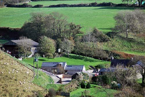 llanmadoc self catering