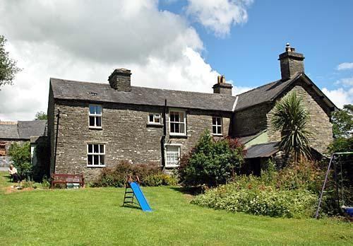 farmhosue cottage at pennal