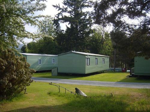 caravans external view