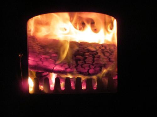 logburning
