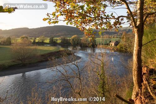 river wye view