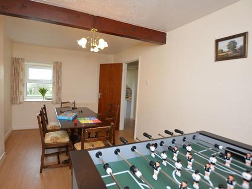 dining and games room