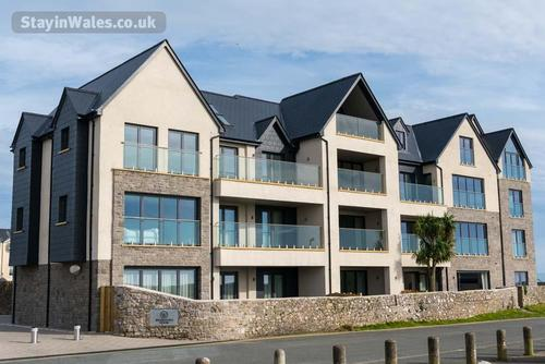 waterstone apartments, tenby
