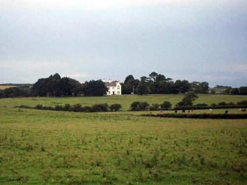 Anglesey country house