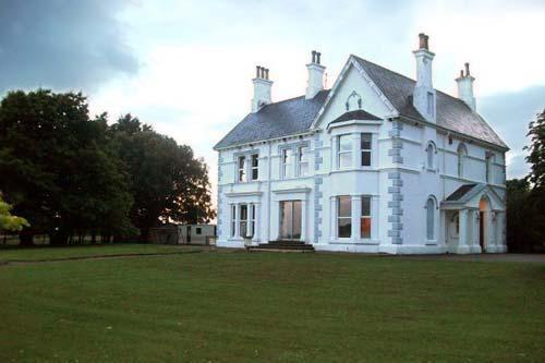 Bryngwyn Hall