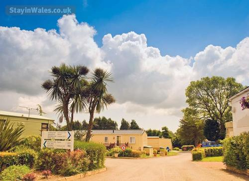 Pembrokeshire holiday village