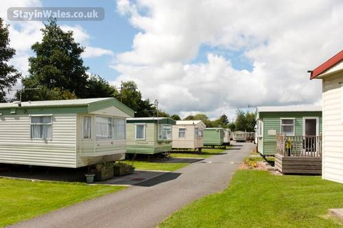 static caravans at woodland park, narber
