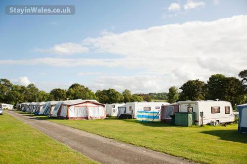 carmarthenshire tent and caravan pitches
