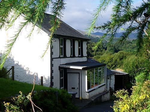 Dolwyddelan cottage