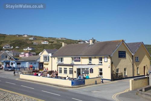Pembrokeshire coastal inn