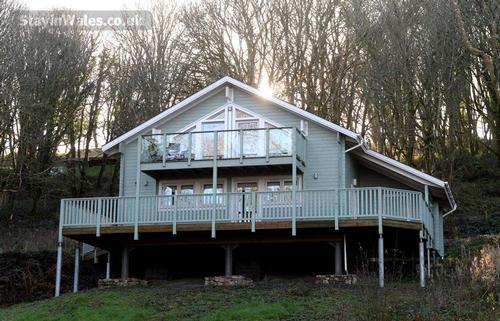 Lodge at Treflyne Golf