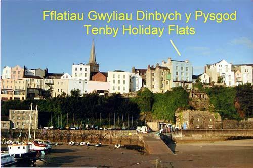 Tenby Holiday Flats