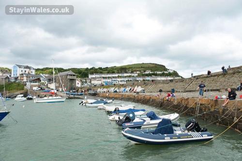 new quay harbour