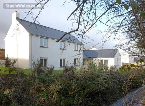pembrokeshire holiday home